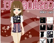 Cover model dress up may ingyen j�t�k