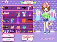 Dream date dress up girls style �lt�ztet�s j�t�kok