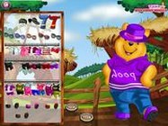 Pooh dress up online